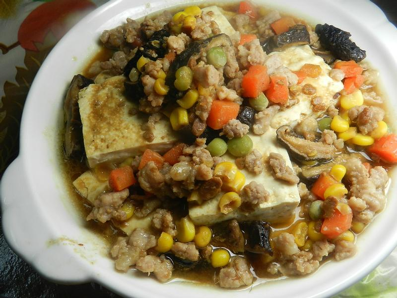 ㄚ曼達的廚房~清蒸臭豆腐