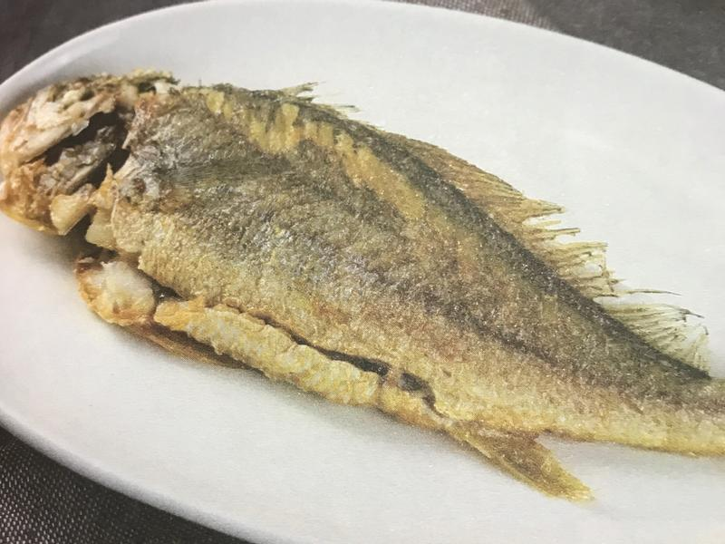 🐟乾煎黃魚