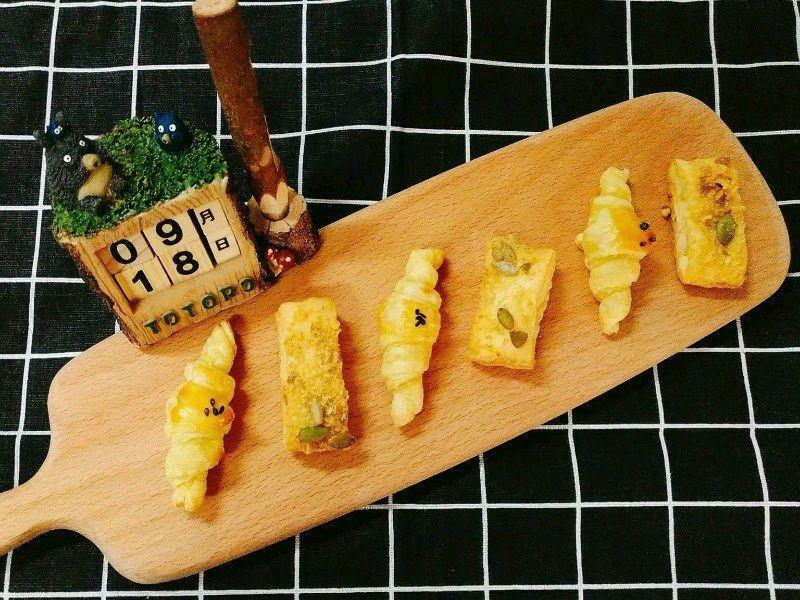冷凍酥皮:小可頌&堅果酥