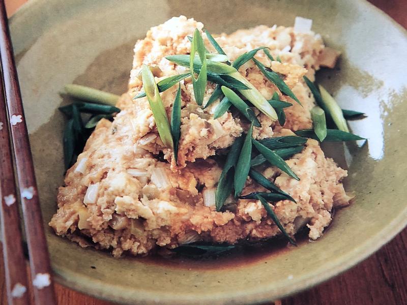 中華豆腐排 #中式#豬肉