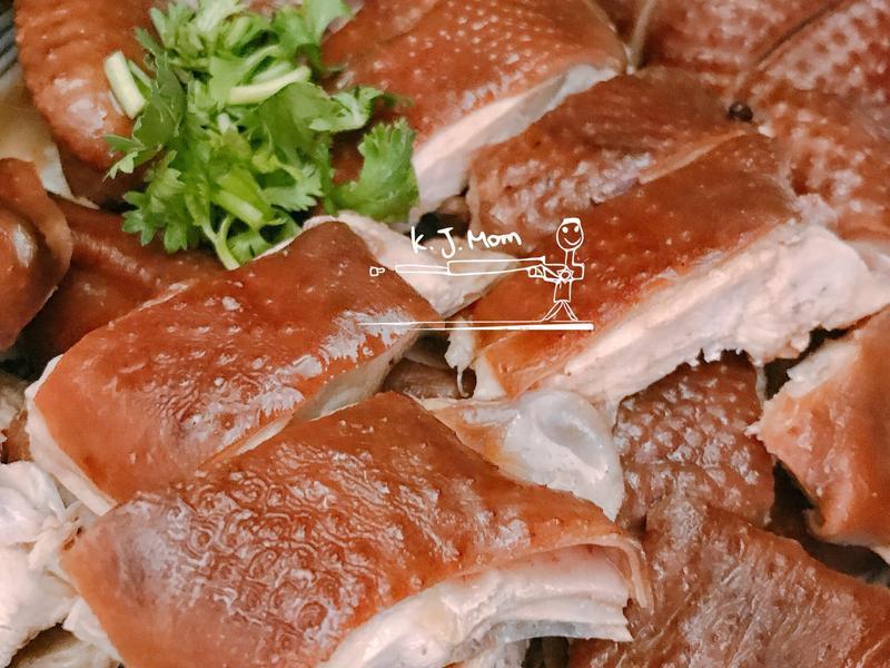 愛柴-玫瑰油雞(大同電鍋)