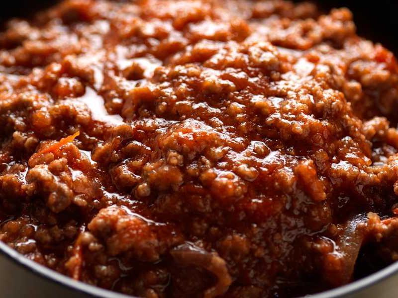 我很愛的義大利波隆那肉醬麵❤️