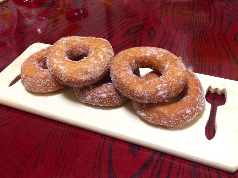 【古早味】中式甜甜圈