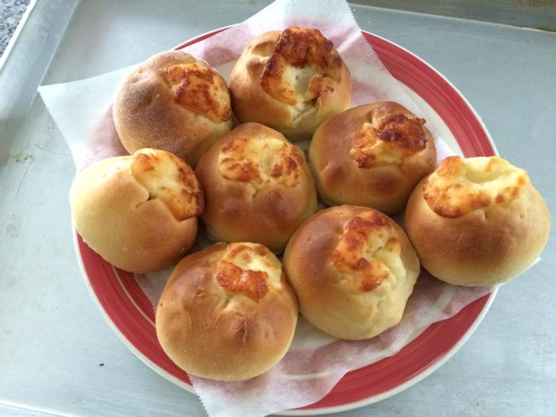 <麵包機-起士洋芋泥餐包>