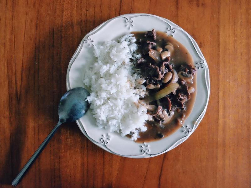 跟著日劇煮 - 香雅飯(牛肉燴飯)