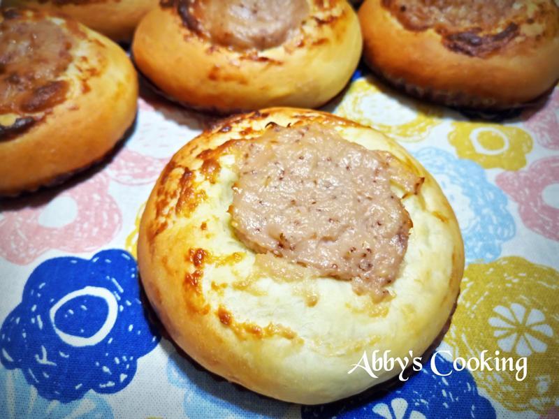草莓乳酪麵包