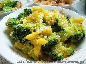 【阿不's廚房】不一樣的花椰菜
