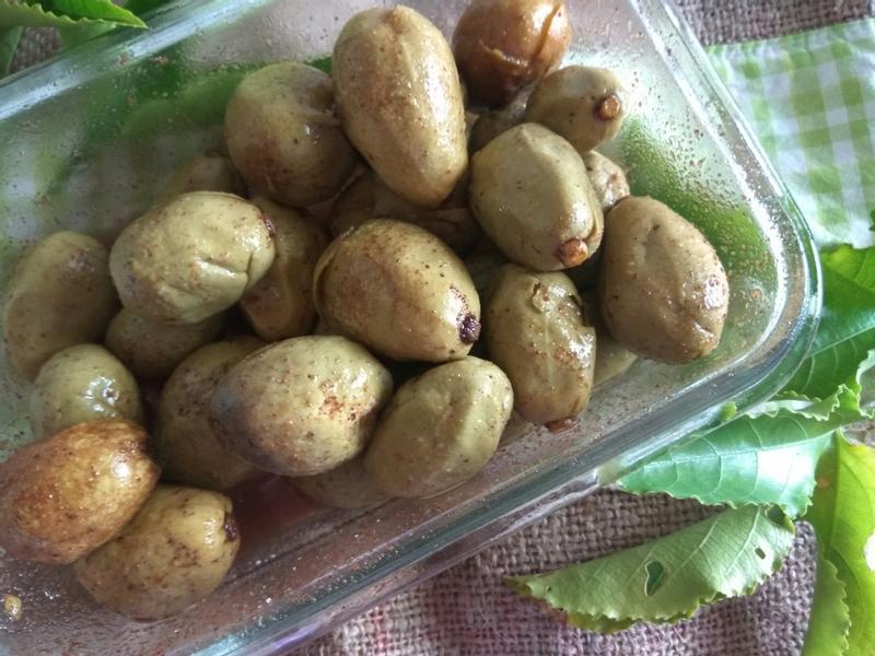 古早味小零嘴-梅香甘草醃橄欖