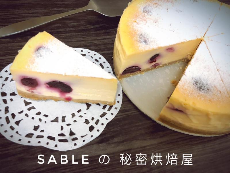 櫻桃重乳酪蛋糕🍒