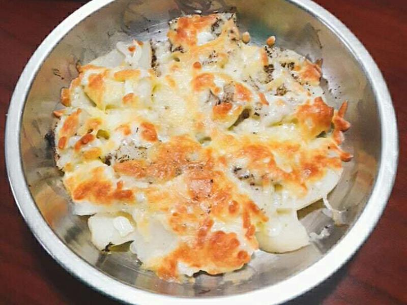 焗烤馬鈴薯