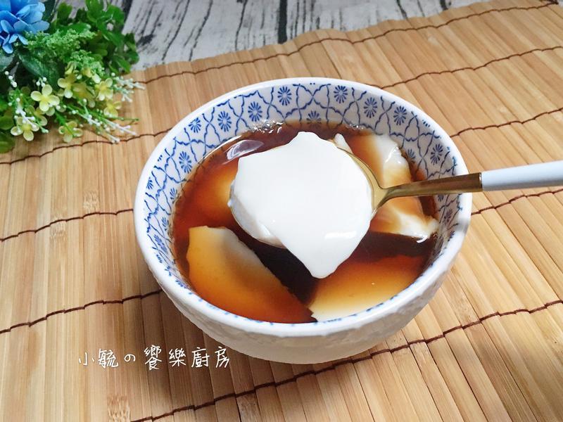 超軟嫩豆花~只要二種材料!