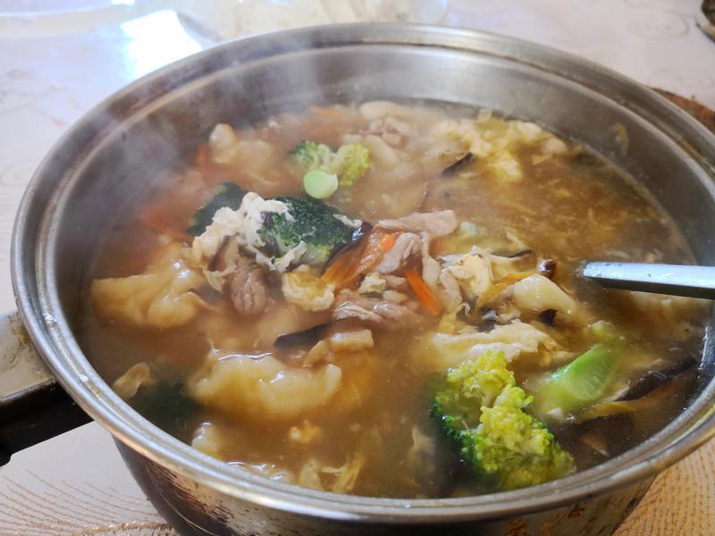 康寶-港式酸辣麵疙瘩(懶人煮法)
