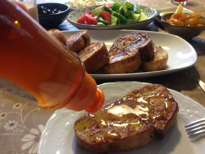 肉桂法式吐司
