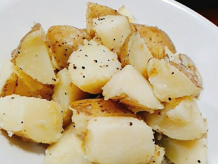 奶油馬鈴薯塊