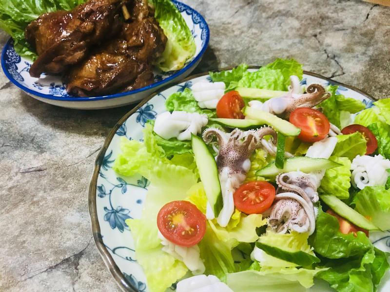 低碳生菜沙拉🥗