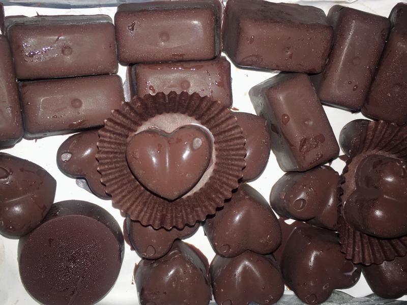 七夕 巧克力