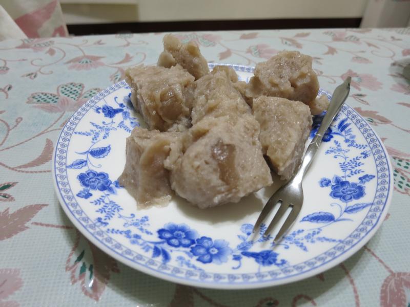 椰子蓮藕粉涼糕