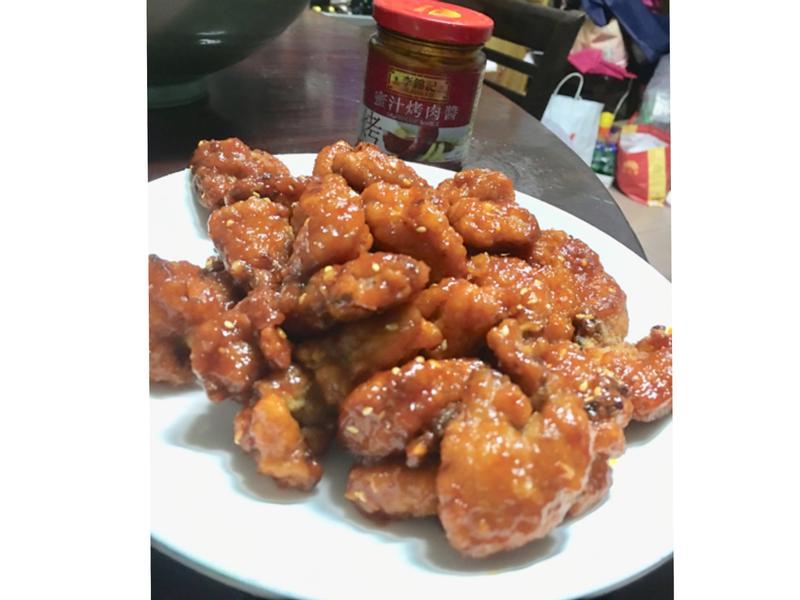 韓式炸雞(李錦記-蜜汁烤肉醬)
