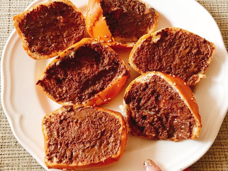 酥脆巧克力麵包