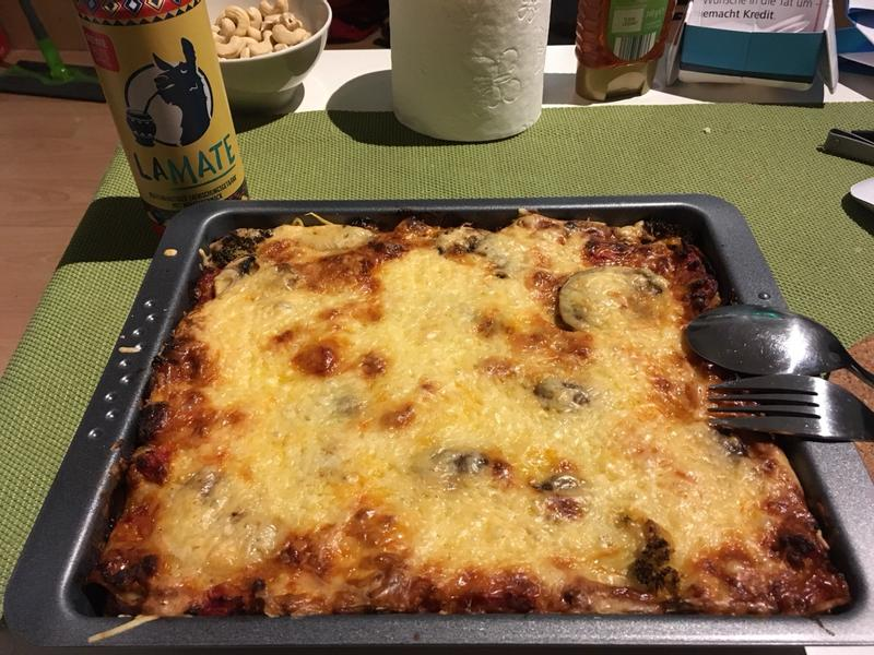 Lasagna 千層麵