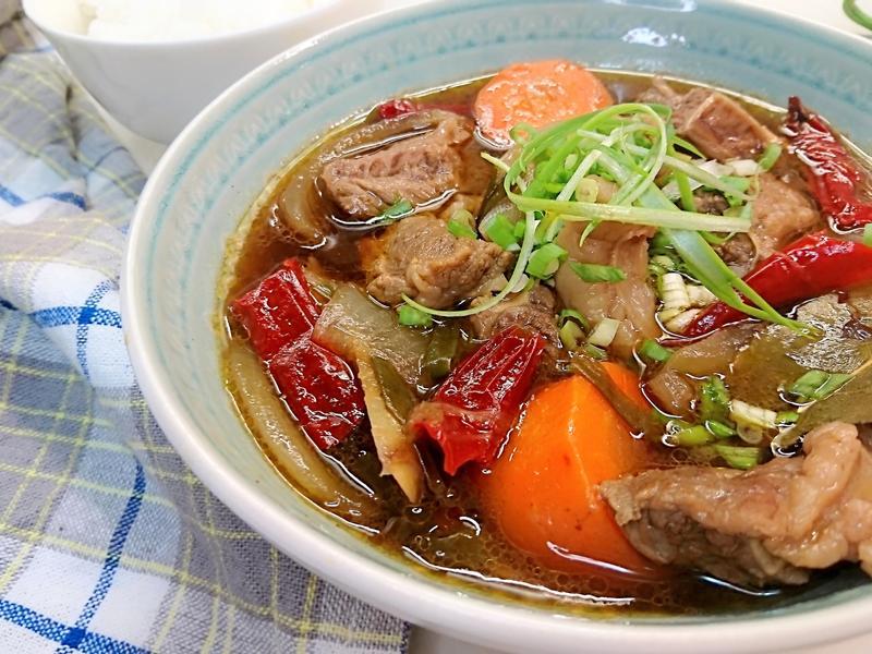 麻辣牛腩鍋