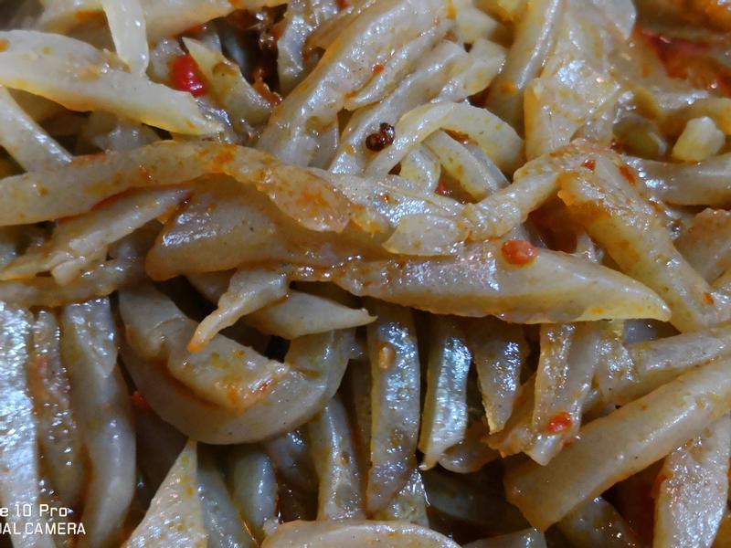 自製麻辣蒟蒻麵----減肥食譜/生酮食譜