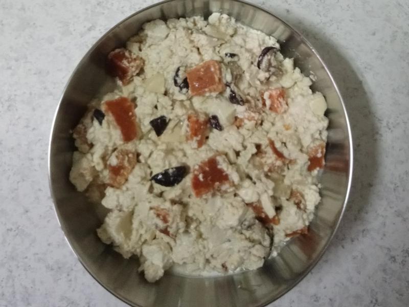彩味豆腐泥