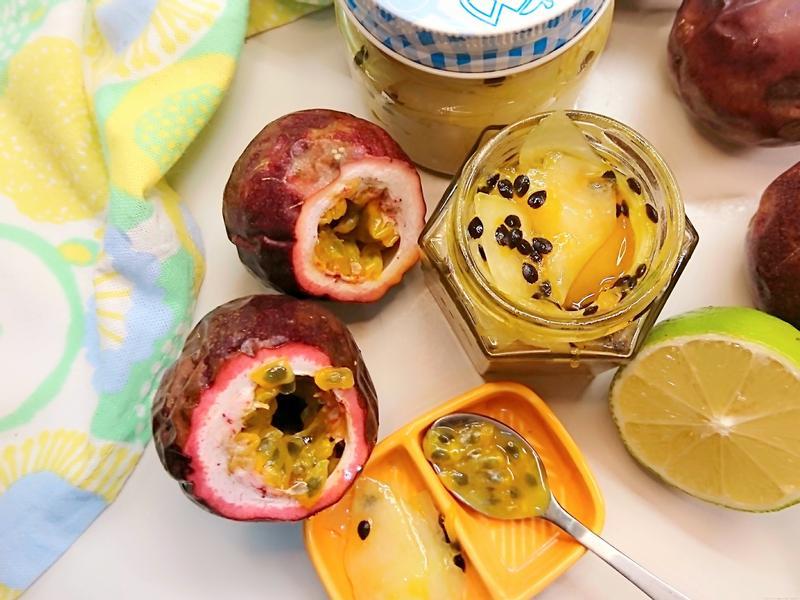 百香檸檬青木瓜