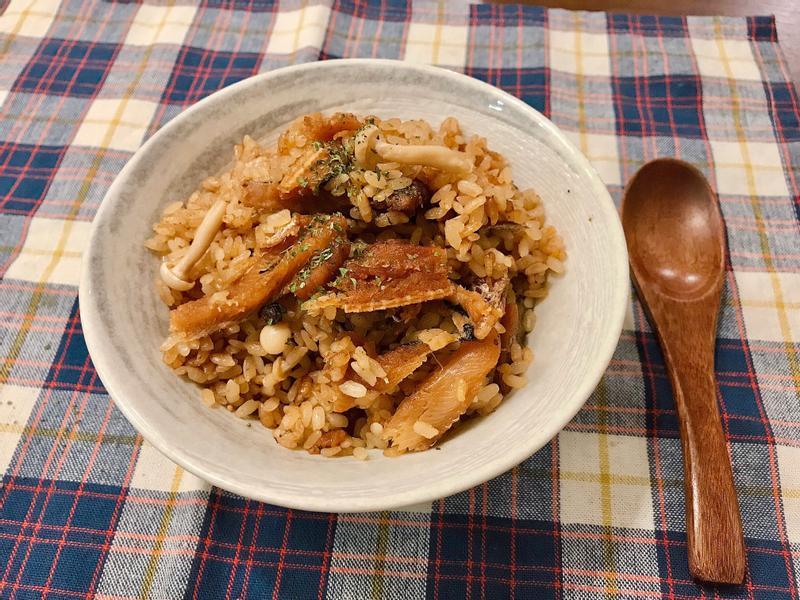 日式鰻魚炊飯