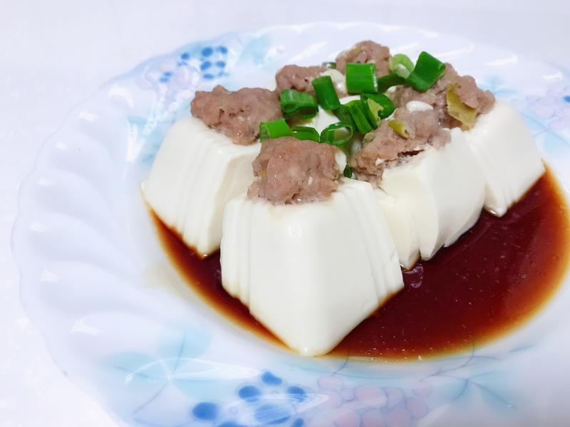 肉碎釀豆腐