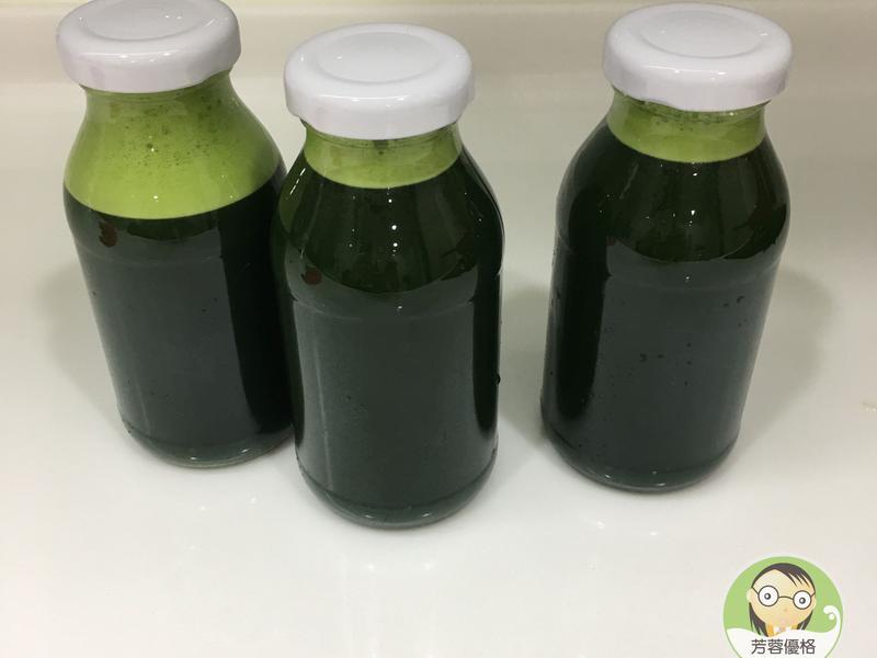 自製香蘭原汁