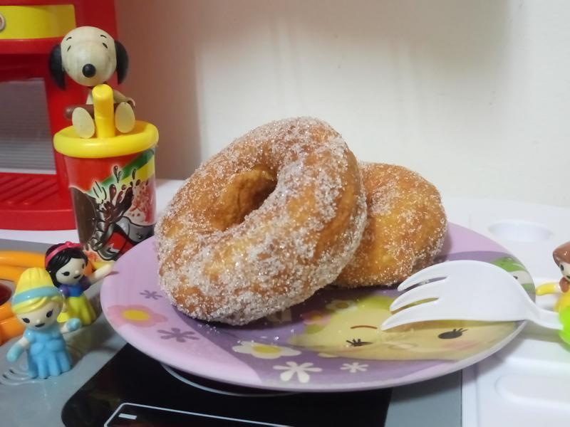 迷你Q甜甜圈