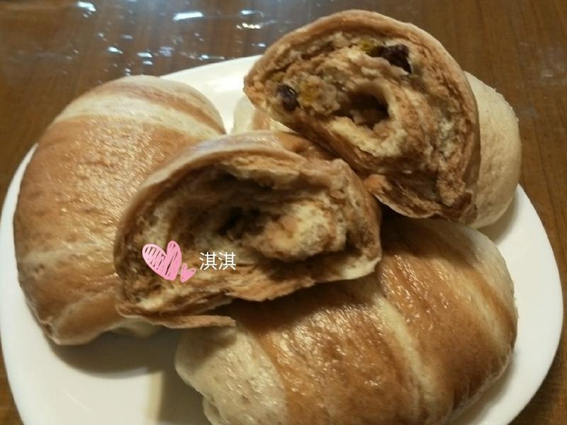芋見可可-芋泥捲饅頭(老麵)