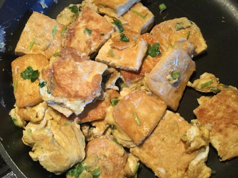豆腐玉子燒