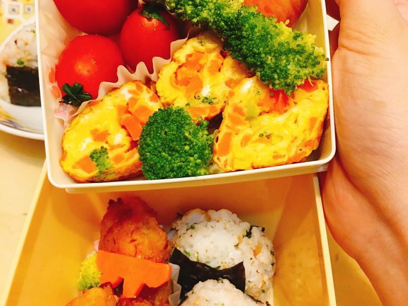 日式唐揚雞便當