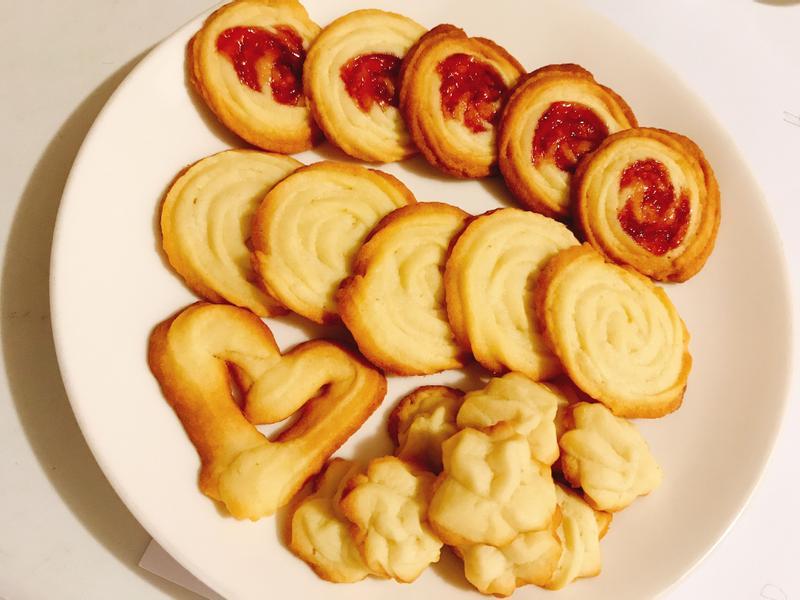 維也納酥餅(無蛋)
