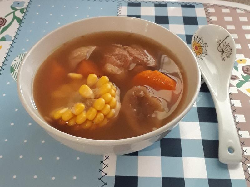 清潤無花果玉米湯