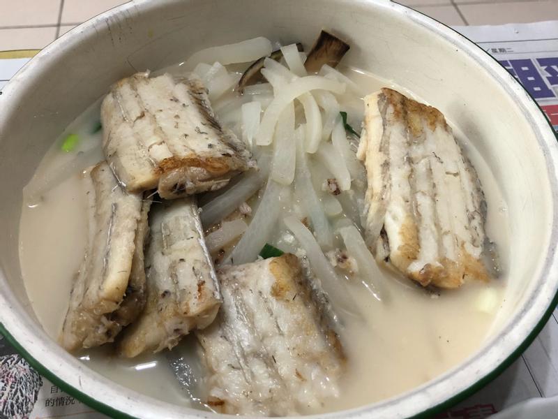 帶魚蘿蔔湯