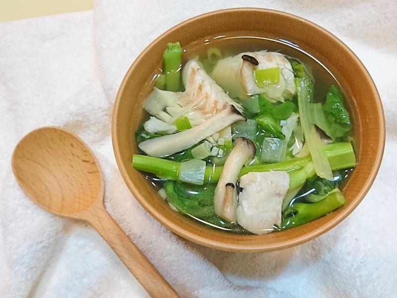 青花筍🐟鮮雕魚湯