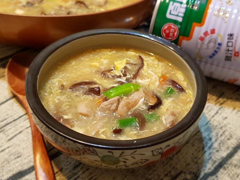 打滷湯(麵或泡飯)