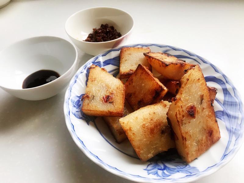 [電鍋料理]港式蘿蔔糕(無麩質)