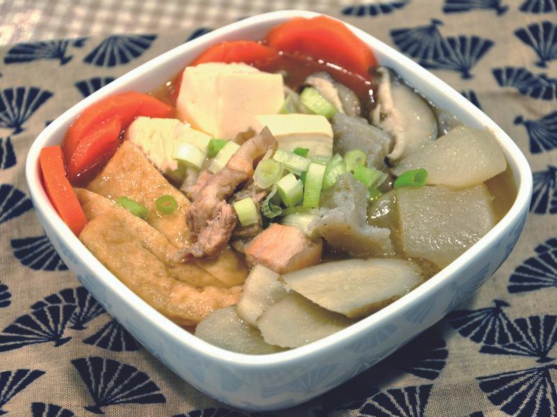 深夜食堂豬肉味噌湯--電影美食端上桌