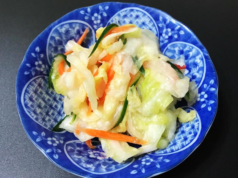私房台式泡菜 (高麗菜)