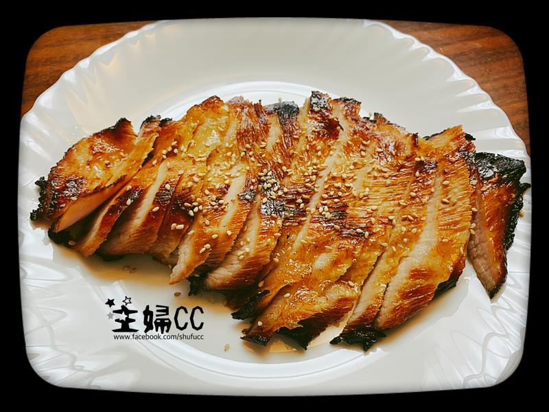 《烤箱幫幫忙》酥烤味噌松阪豬