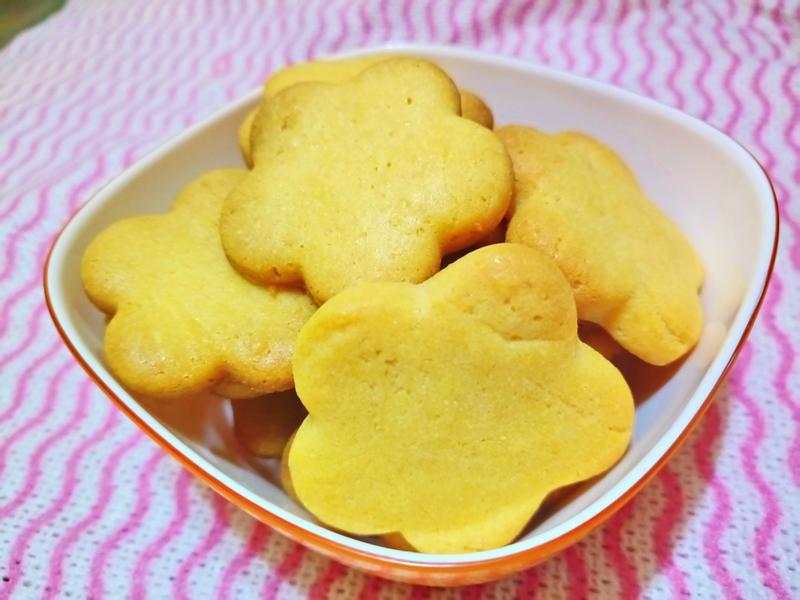 蛋黃小酥餅(蛋黃部份)