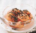 豐胸食譜:木瓜芝麻糖