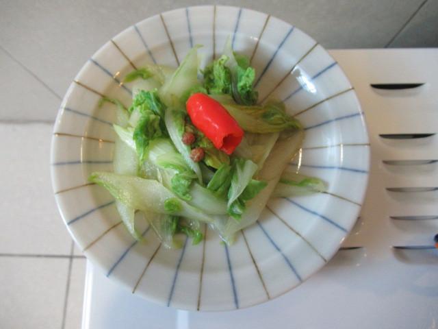八角香青菜
