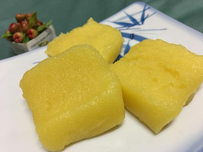椰漿樹薯糕~馬來風