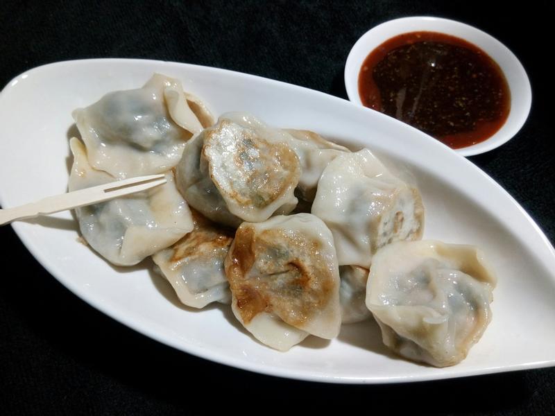 韭菜煎餃(12.28,五)