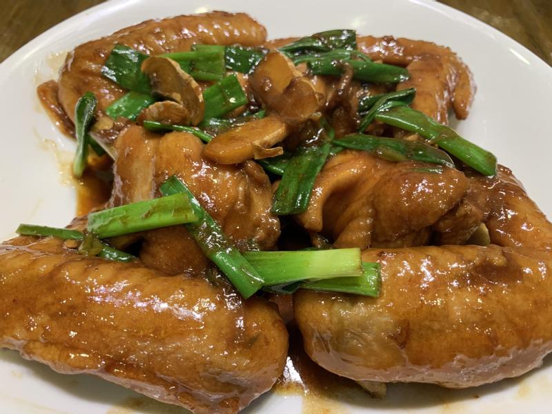 醬燒吮指雞腿翅